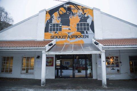OVERTAR: Sekkefabrikken Kulturhus overtas av Asker kommune fra januar 2020.