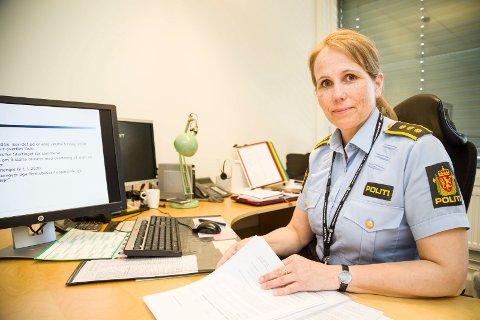 seksjonssjef - tjenestestedsleder for politiet i Røyken og Hurum