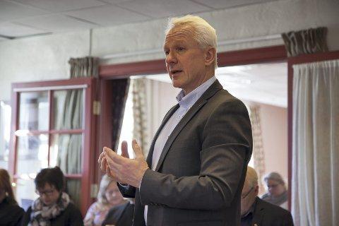 SNUR: Prosjektrådmann Lars Bjerke endrer sin innstilling etter 86 høringsinnspill.