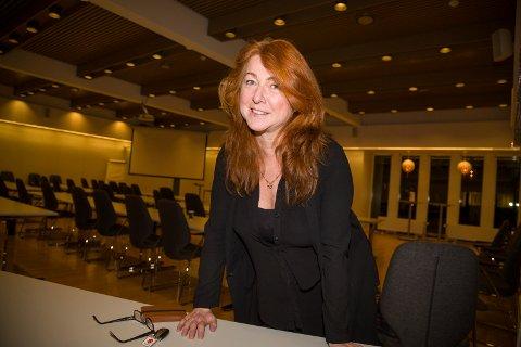 Elisabeth Holter-Schøyen, leder av utvalg for samfunnstjenester