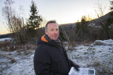 STORT TAP: Lars Erik Kirkeng i Kirkeng Eiendom mener de kan tape rundt to millioner kroner på verningsforslaget.