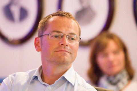 JA: Knut Martin Winther (KrF) vil kjempe for at kirken skal få de nødvendige midler til å drifte kirken på forsvarlig vis.