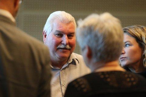 VIKTIG: Ivar Granum fikk fellesnemnda med seg på at renovasjonsordningen i Røyken og Hurum ikke skal bli dårligere eller dyrere i ny kommune.