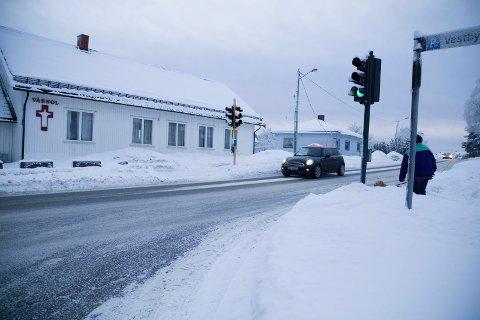 TILTAK: Røyken kommune har fått tildelt 186 000 kroner til trafikksikkerhetstiltak. De skal blant annet gå til opphøyd gangfelt på Spikkestad. Hurum får 258 000 kroner.
