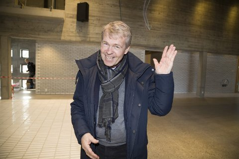 VIGSLER: Søndag blir det festgudstjeneste og vigsling av kirkerommet i Teglen, Spikkestad kirke og kultursenter. Vigslingen er det biskop Per Arne Dahl som står for.
