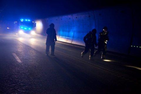 UTSATT? Forskere mener Oslofjordtunnelen kan være utsatt ved jordskjelv. SVV mener den er sikker.