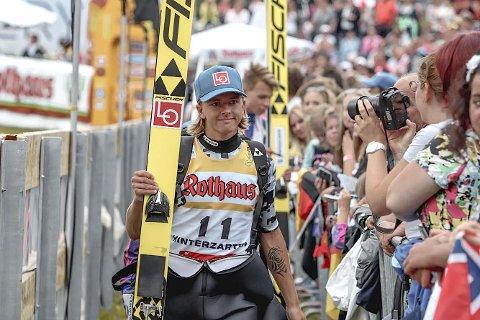GRAND PRIX: Joacim Ø. Bjøreng deltar i sommerens GP-renn i Tyskland og Sveits.
