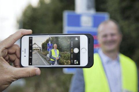 GODT NOK: Tidligere samferdselsminister Ketil Solvik-Olsen (Frp) sa i fjor at nytt tunnelløp er den raskeste løsningen med tanke på sikkerhet.