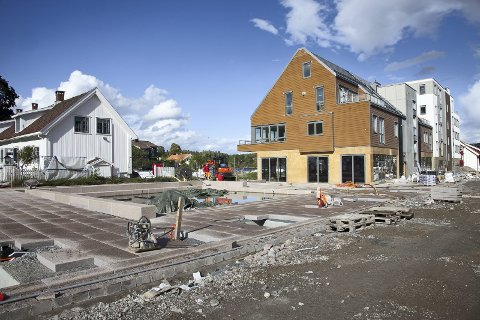NY UENIGHET: Anleggsgartnerselskapet Steen og Lund AS har havnet i en ny millionkrangel med kommunen. Arkivfoto: Henning Jønholdt