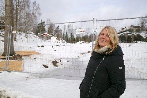 KLAR I 2020: Kristine Skram i Espira Barnehager sier planen er å ha barnahgen ferdig til oppstart høsten 2020.