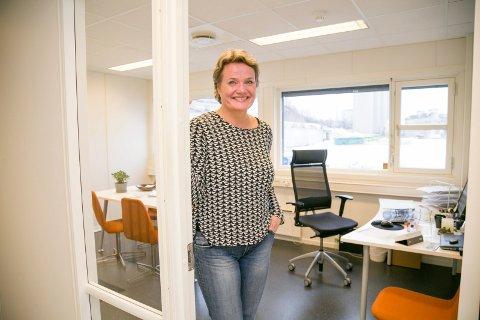 STARTHJELP: - Etablererveiledningen tilbyr gratis starthjelp for de som har en god bedriftside, men trenger hjelp til å selge den inn, sier prosjektleder for StartUpp, Trine Maren Skott-Myhre i Røyken næringsråd.