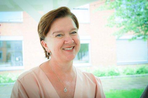 SLUTTER: Susanne Øren bytter jobb, og starter på Ullern helsehus i Bærum i februar. (Arkivfoto: Bente Elmung