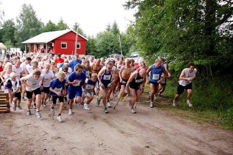 Rødtangen Rundt går av stabelen lørdag 6. juli.