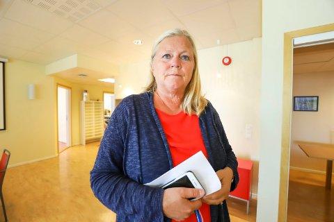 Leder Hilde Thorud i Røyken næringsråd