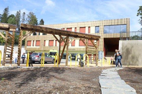 Mandag 27. april åpner Sydskogen skole i Bødalen for barn som går i 1.-4. trinn..