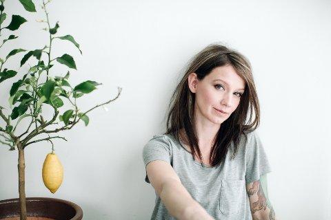 TIL INSPIRASJON: Maria Solheim avslutter årets Inspirasjonsdag  2. november i Hurum med konsert.