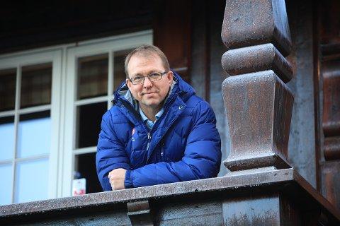 IMOT: - Vi går sterkt i mot forslaget fra Norsk Hytteforbund om at hyttefolk skal måtte betale enda mer i skatter og avgifter for hyttene sine, sier generalsekretær Audun Bringsvor.