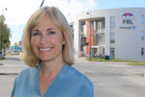 TAR AVSTAND: Anne Lindboe i PBL reagerer på at at Bjørndalen gårdsbarnehage, valgte å permittere  de ansatte i over to uker under koronautbruddet.