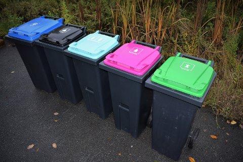 FULL DEBATT: Det ble full debatt da RHA skrev at avfallsdunkene dine etter hvert vil se slik ut.