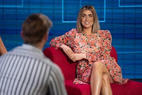 BLOGGER: Iselin Guttormsen er del av «Bloggerne» på TV2, og har også deltatt på kjendisversjonen av «71 grader nord».