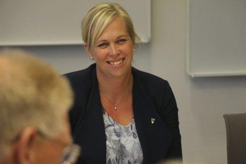 Gleder seg: Ordfører Elin Gran Weggesrud gleder seg til å komme i gang med fellesnemnda 11. januar. Foto: Hege Frostad Dahle