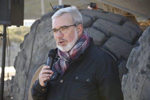 SIKRET: Daværende kommunalsjef Knut Johansen ble sikret et mellomlegg fra kommunen da han, Olav Grande og Hans Erik Utne ble enige om datoen for når han skulle gå av med pensjon.