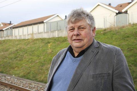 I manesjen: Karl Einar Haslestad vender tilbake til lokalpolitikken. Arkivfoto