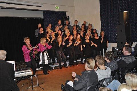 Sang: Flere kor og musikere skal spille og synge under årets festival.