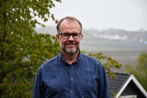 Knut Vidar Hoholm og Krf kunne ikke gå med på en rød/grønt-samarbeid sammen med SV og Rødt.