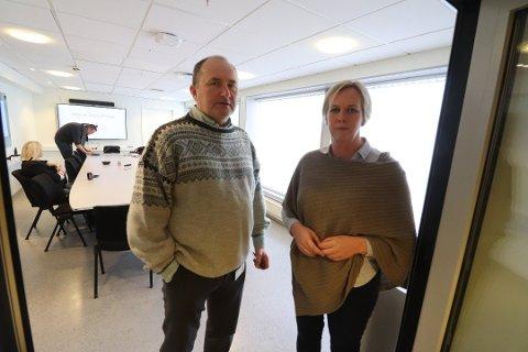 KRISESTAB: En egen krisestab jobber daglig med å håndtere korona-situasjonen i Holmestrand kommune. Her er siste nytt fra stabens arbeid.