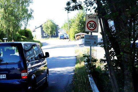 VIL HA FARTSHUMPER: Naboer ønsker seg tiltak både i Tuftveien og i Lerpeveien.