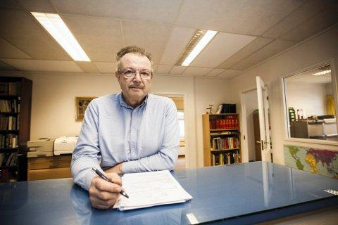 FORSVARER: Ole Tom Røed er drosjesjåførens forsvarer. (Arkivfoto)