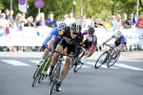 NM-KLAR: Edvald Boasson Hagen (31) ser fram til å delta i sykkel-NM i Sandefjord.