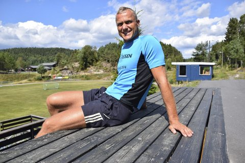 Jakter rekord: Gråtass-general Jan Ivar Simonsen jakter deltagerrekord i helgens Gråtassen.Arkivfoto: Oddvar Børve
