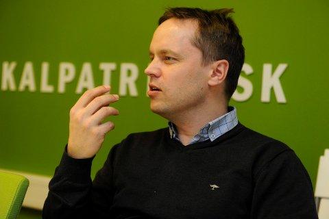 INGEN DEBATT: – Synd at innbyggerne i kommunen ikke får ta del i debatten på et tidspunkt hvor det er mulig å påvirke, sier SB-redaktør Steinar Ulrichsen.