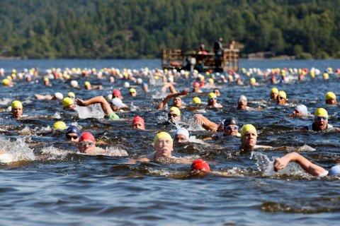 LANGSIKTIG: Gråtassen Triathlon ønsker å være årets julegave. (Arkivfoto: Eric Johannessen)