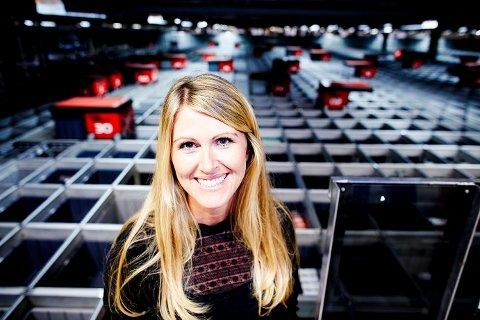 BYTTER BEITE: Lene Iren Oen, tidligere kommersiell direktør i Komplett, har fått seg ny jobb.