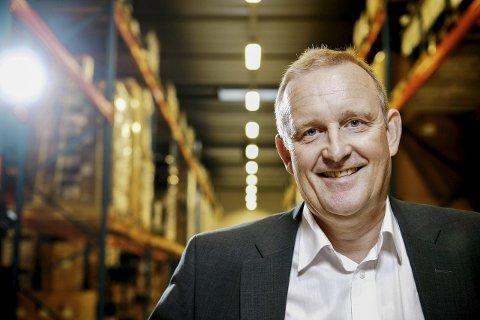 Vekstsjefen: – Vi skal vokse kraftig framover, sier Kompletts konsernsjef Ole Vinje. Pressefoto