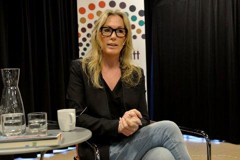 TAKKER AV: Anita Krohn Traaseth gir seg som som administrerende direktør i Innovasjon Norge.