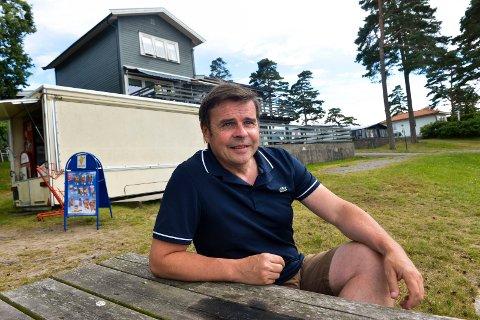Roger Sørsdal skal drive Vøra campingplass i fra 2017.