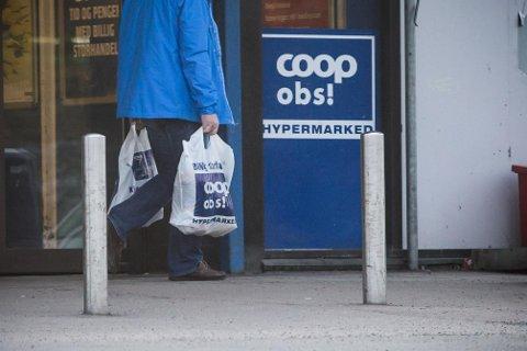 Coops butikker økte sin markedsandel i fjor.