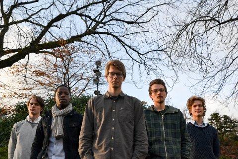 Byr opp til jazz: Kvintetten Limbic, med sandefjording Jørgen Mathisen i spissen, spiller på jazzkafeen på lørdag.