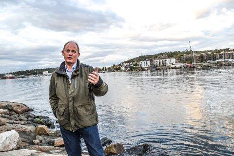 FORMUESHOPP: Einar A. Sissener, daglig leder i AS Thor Dahl, hoppet opp fra 14. til 3. plass på formuestoppen i Sandefjord fra 2015 til 2016.