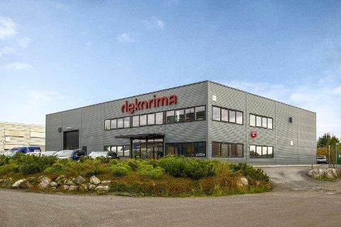 SKIFTER EIER: 1. februar overtar et annet Sandefjordsfirma næringsbygget til Dekorima på Skolmar.