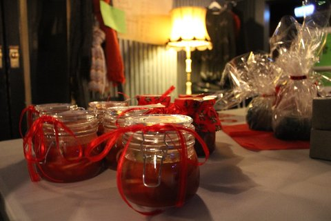 Tomatsilden ble utsolgt lenge før markedet startet.
