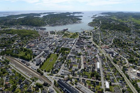 ATTRAKTIV: Kan Sandefjord få prisen «Attraktiv by»?