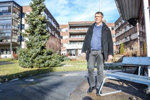 NYGÅRD BO- OG BEHANDLINGSSENTER: Bror-Lennart Mentzoni (KrF) tror beboerne fra Lunden vil trives godt på Nygård.