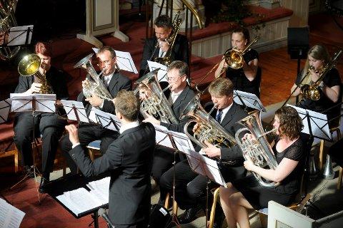 TILBAKE I 1. DIVISJON: Sandefjord Brass Symposium. (Arkivfoto: Atle Møller)