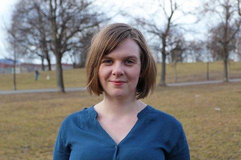 INNSTILT: Rode Margrete Hegstad (23) fra Sandefjord er innstilt som ny LNU-leder.