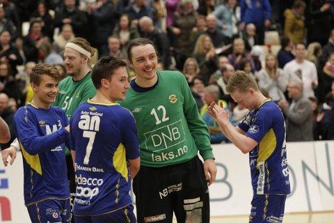 STORSIGNERING: Joachim Søholm Christensen har blitt kåret til eliteseriens beste keeper tre ganger. I våres signerte den tidligere Bodø-keeperen for Runar.